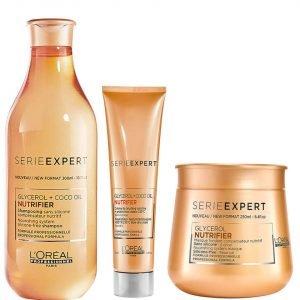 L'oréal Professionnel Serie Expert Nutrifier Shampoo