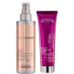 L'oréal Professionnel Serie Expert Vitamino Cc Cream And 10-In-1 Duo