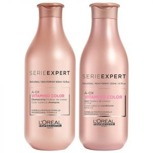 L'oréal Professionnel Serie Expert Vitamino Color Shampoo And Conditioner Duo