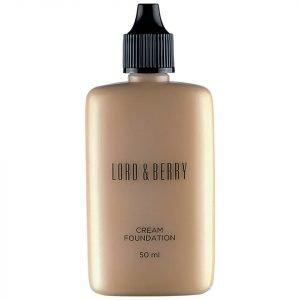 Lord & Berry Cream Foundation Honey
