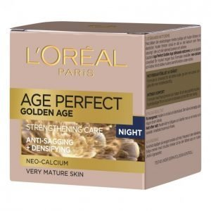 Loreal Age Perfect Golden Age Night Yövoide 50 Ml