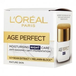 Loreal Age Perfect Yövoide 50 Ml