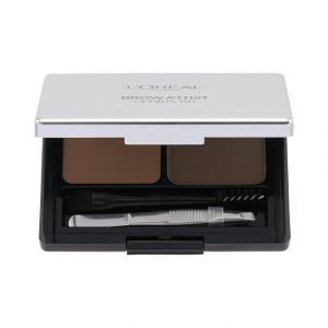 Loreal Brow Artist Genius Kit Kulmakarvasetti Light/Medium