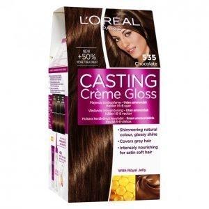 Loreal Casting Crème Gloss 535 Chocolate Hiusväri