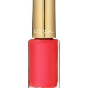 Loreal Color Riche Le Vernis Kynsilakka Orange After Party