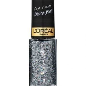 Loreal Color Riche Top Coats Nu Päällyslakka