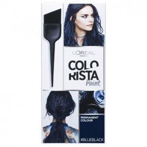Loreal Colorista Hairpaint #Blueblack Kestoväri