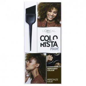 Loreal Colorista Hairpaint #Bronzehair Kestoväri