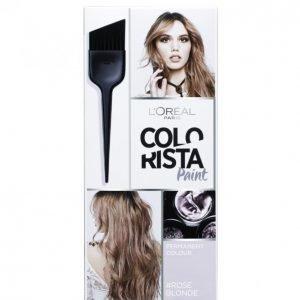 Loreal Colorista Hairpaint #Roseblonde Kestoväri