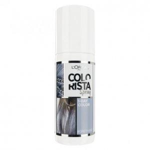 Loreal Colorista Spray #Greyhair 1-Day Colour Suihkutettava Hiusväri