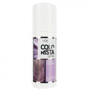 Loreal Colorista Spray #Lavender Suihkutettava Hiusväri