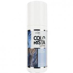 Loreal Colorista Spray #Pastelblue Suihkutettava Hiusväri