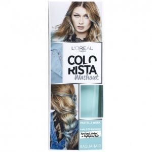 Loreal Colorista Wash Out #Aquahair