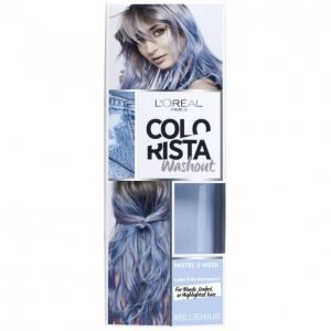 Loreal Colorista Wash Out #Bluehair