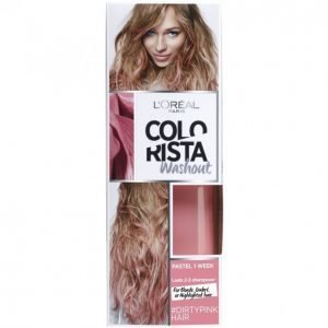 Loreal Colorista Wash Out #Dirtypink