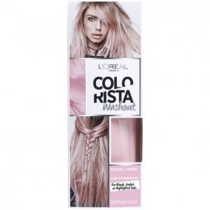 Loreal Colorista Wash Out #Pinkhair