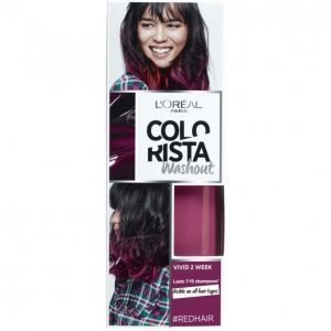 Loreal Colorista Wash Out #Redhair