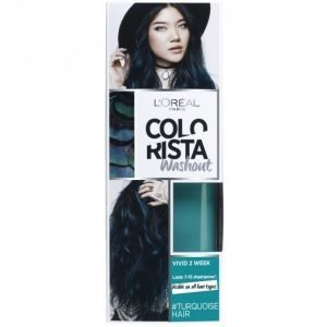 Loreal Colorista Wash Out #Turquoisehair