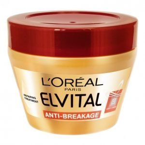 Loreal Elvital Anti-Breakage Hiusnaamio 300 Ml