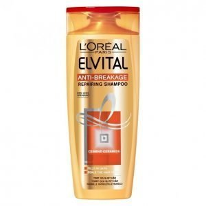 Loreal Elvital Anti-Breakage Shampoo 250 Ml