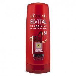 Loreal Elvital Color-Vive Hoitoaine 400 Ml