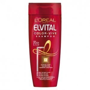 Loreal Elvital Color-Vive Shampoo 400 Ml