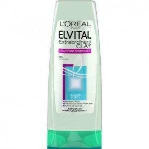Loreal Elvital Extraordinary Clay Hoitoaine 200 Ml