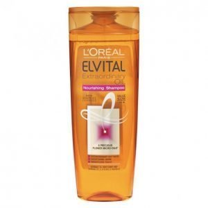 Loreal Elvital Extraordinary Oil Shampoo 400 Ml