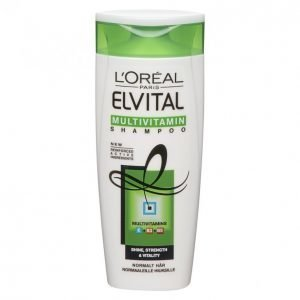 Loreal Elvital Multivitamin Shampoo 250 Ml