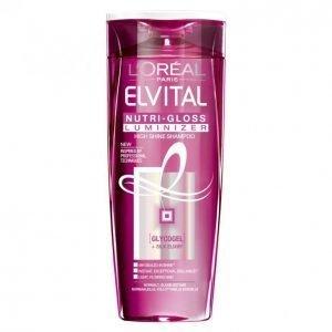 Loreal Elvital Nutri-Gloss Luminizer Shampoo 250 Ml