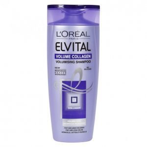 Loreal Elvital Volume Collagen Shampoo 250 Ml