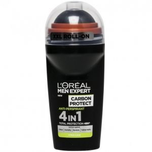 Loreal Men Carbon Protect Citrusclear Deo Roll-On 50 Ml