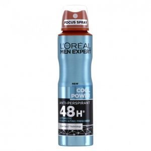 Loreal Men Cool Power Deo Spray 150 Ml