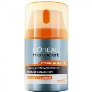 Loreal Men Hydra Energetic Kasvovoide 50 Ml