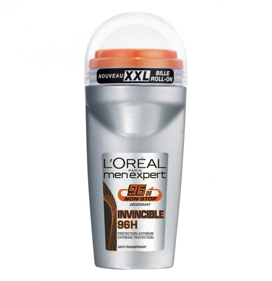 Loreal Men Invincible 96 H Deo Roll-On 50 Ml