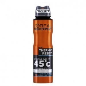 Loreal Men Thermic Resist Deo Spray 150 Ml