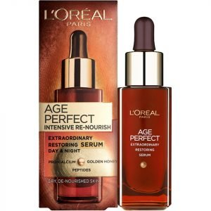 L'oreal Paris Age Perfect Intensive Re-Nourish Serum 30 Ml