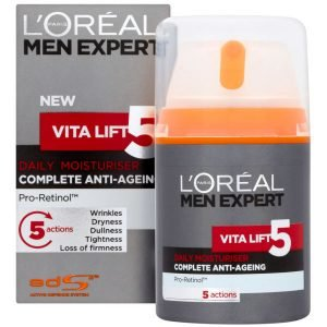 L'oreal Paris Men Expert Vita Lift 5 Daily Moisturiser 50 Ml
