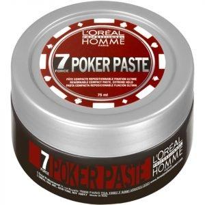 L'oreal Professional Homme Poker Paste 75 Ml