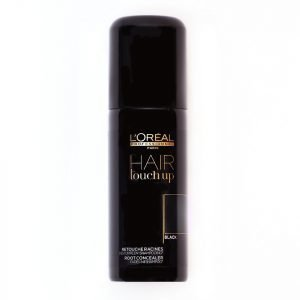 L'oreal Professionnel Hair Touch Up Black 75 Ml
