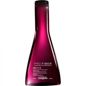 L'oreal Professionnel Pro Fiber Revive Shampoo 250 Ml