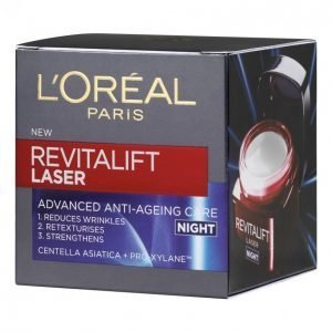 Loreal Revitalift Yövoide 50 Ml Laser