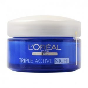 Loreal Triple Active Yövoide 50 Ml