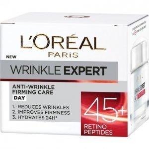 Loreal Wrinkle Expert 45+ Päivävoide 50 Ml