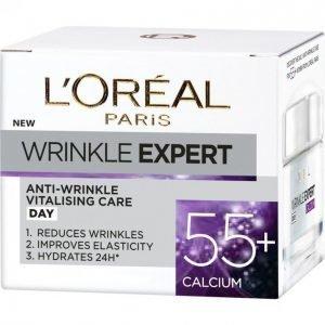 Loreal Wrinkle Expert 55+ Päivävoide 50 Ml
