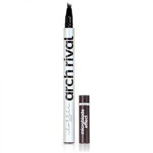 Lottie London Arch Rival Microblade Brow Various Shades Ebony