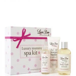 Love Boo Luxury Mummy Spa Kit 3 Products