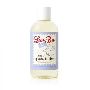 Love Boo Soft & Splashy Bubbles 250 Ml