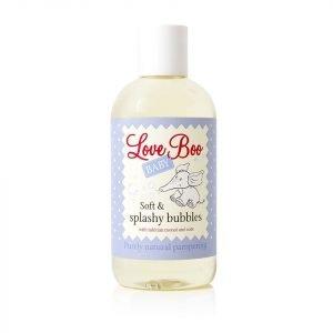 Love Boo Soft & Splashy Bubbles 250 Ml