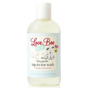 Love Boo Very Gentle Top-To-Toe Wash 250 Ml
